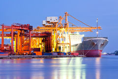 Cargo Logistic Stock Images