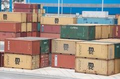 Cargo Royalty Free Stock Photography