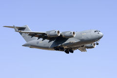 Cargo Military Canadian airplane Stock Images