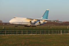 Cargo plane Royalty Free Stock Photography