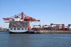 Cargo port Royalty Free Stock Photography