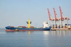 Cargo potr Stock Photos