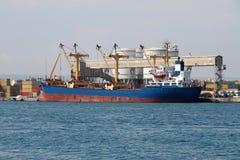 Free Cargo Ship Royalty Free Stock Image - 15249136