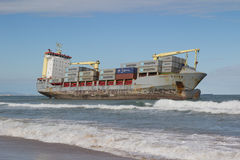 Free Cargo Ship Stock Photo - 26959040