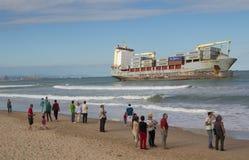 Free Cargo Ship Stock Image - 27194641