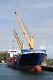 Cargo Ship. Stock Photography