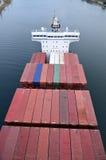 Cargo ship CALISTO Royalty Free Stock Photo