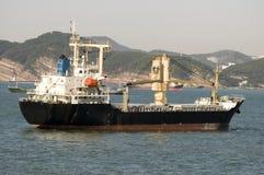 Cargo ship designed for transp Royalty Free Stock Photos