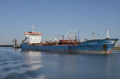 Cargo ship Stock Photography