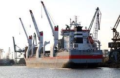 Cargo ship PRINSENBORG Stock Photography