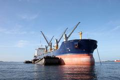 Cargo ship. Stock Photography