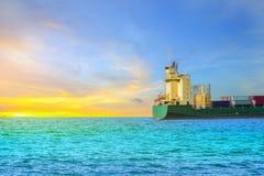 Cargo ship Royalty Free Stock Image