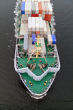 Cargo ship WARNOW VAQUITA Royalty Free Stock Photos