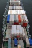 Cargo ship WARNOW VAQUITA Stock Image