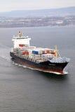 Cargo ship WARNOW VAQUITA Stock Photography