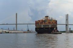 Cargo shipment Stock Photo