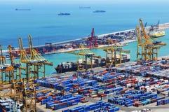 Cargo and shipping Royalty Free Stock Photos