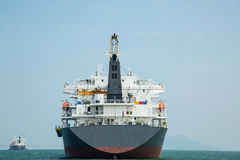 Cargo shipping boat Royalty Free Stock Photography
