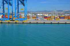 Cargo & shipping industry in Italy Stock Photos