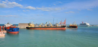 Free Cargo Ships Stock Photos - 13075863