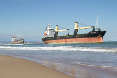 Cargo Ships Stock Photos
