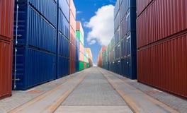 Cargo Royalty Free Stock Photo