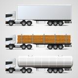 Cargo traffic Royalty Free Stock Photography
