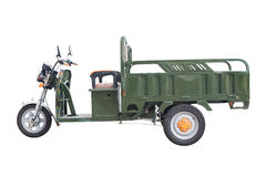 Cargo Tricycle Royalty Free Stock Image