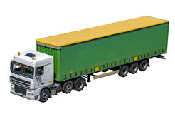 Cargo truck Royalty Free Stock Image