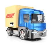 Cargo truck Royalty Free Stock Photo