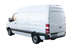 Cargo Van Stock Photography