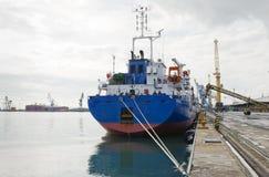 Cargo vessel Royalty Free Stock Image