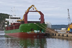 Cargo vessel Stock Photos