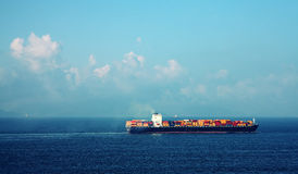 Cargo vessel Stock Photography