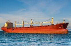 Cargo vessel Stock Photos