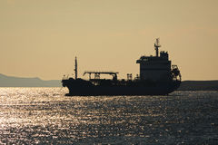 Cargo vessel Stock Photography