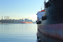 Cargo Vessels Stock Photos