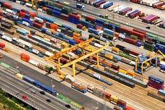 Cargo y envío Fotografía de archivo libre de regalías