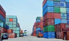 Cargoes Stock Image