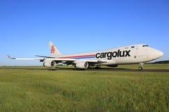 Cargolux Images libres de droits