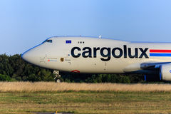 Cargolux Boeing 747 Stock Photos