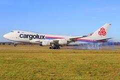 Cargolux Stock Images