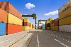 Cargos Royalty-vrije Stock Foto's