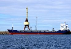 Cargoship Stock Images
