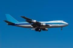 Carguero de Boeing 747-200 Imágenes de archivo libres de regalías