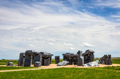 Carhenge στοκ εικόνες με δικαίωμα ελεύθερης χρήσης