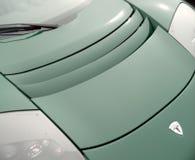 Carhood del Roadster di Tesla Fotografia Stock Libera da Diritti