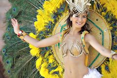 Caribana Stock Photo