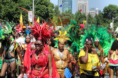 Caribana Parade Stock Images