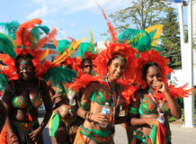 Caribana Parade Royalty Free Stock Photos